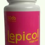 Lepicol termékei