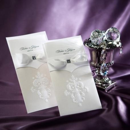 exclusiv esküvői meghívó