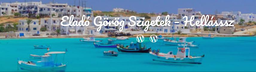 görög sziget vásárlás
